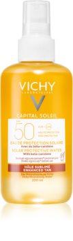 Vichy Capital Soleil защитен спрей с бетакаротен SPF 50