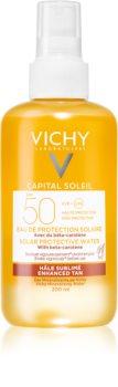Vichy Capital Soleil védő spray béta-karotinnal SPF 50