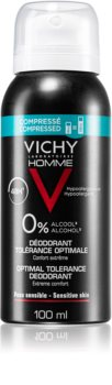 Vichy Homme Deodorant Deodorant Spray With 48 Hours Efficacy