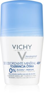 Vichy Deodorant Mineral Deodorant With 48 Hours Efficacy