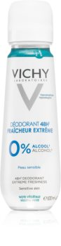 Vichy Deodorant Extreme Freshness освежаващ дезодорант с 48 часов ефект