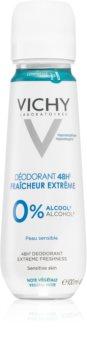 Vichy Deodorant Extreme Freshness erfrischendes Deodorant mit 48-Stunden Wirkung