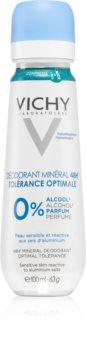 Vichy Deodorant Mineral déodorant minéral pour peaux sensibles