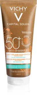 Vichy Capital Soleil Solar Eco-Designed Milk ochranné mléko SPF 50+