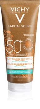 Vichy Capital Soleil Solar Eco-Designed Milk защитно мляко SPF 50+
