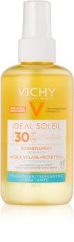 Vichy Capital Soleil защитен спрей с хиалуронова киселина SPF 30
