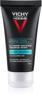 Vichy Homme Hydra Cool+ hidratáló gél arcra hűsítő hatással