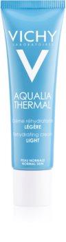 Vichy Aqualia Thermal Light crema hidratante ligera  para pieles sensible (normales y mixtas)