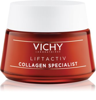 Vichy Liftactiv Collagen Specialist Megújító lifting krém a ráncok ellen