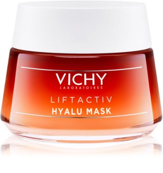 Vichy Liftactiv Hyalu Mask maska za lice za pomlađivanje i zaglađivanje lica s hijaluronskom kiselinom
