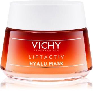 Vichy Liftactiv Hyalu Mask masque visage lissant et rénovateur à l'acide hyaluronique