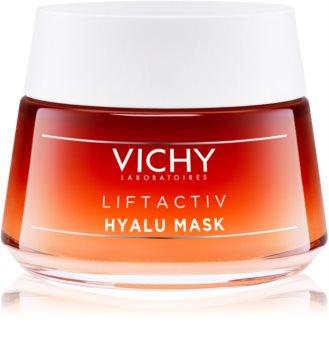 Vichy Liftactiv Hyalu Mask obnovujúca a vyhladzujúca pleťová maska s kyselinou hyalurónovou
