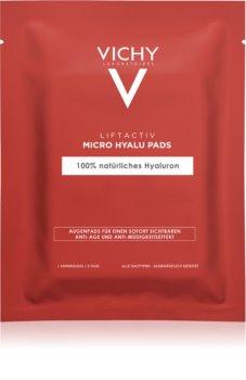 Vichy Liftactiv Collagen Specialist vyhladzujúca očná maska s kyselinou hyalurónovou