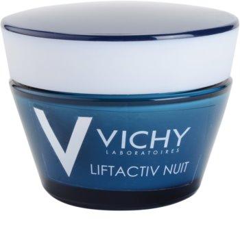 Vichy Liftactiv noční liftingový krém proti vráskám