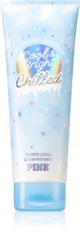 Victoria's Secret PINK Cool & Bright Chilled lapte de corp pentru femei
