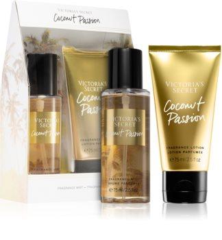 Victoria's Secret Coconut Passion Geschenkset I. für Damen