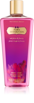 Victoria's Secret Pure Seduction Red Plum & Fresia gel de duche para mulheres