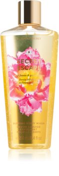 Victoria's Secret Secret Escape Sheer Freesia & Guava Flowers gel de ducha para mujer