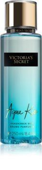 Victoria's Secret Aqua Kiss spray corporal para mulheres