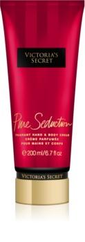 Victoria's Secret Pure Seduction creme corporal para mulheres