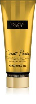 Victoria's Secret Coconut Passion creme corporal para mulheres 200 ml