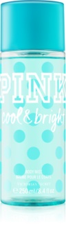 Victoria's Secret PINK Cool and Bright Body Spray for Women