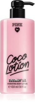 Victoria's Secret PINK Coco Lotion Hydrating Body Lotion for Women