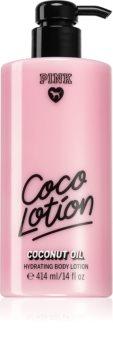 Victoria's Secret PINK Coco Lotion хидратиращо мляко за тяло за жени