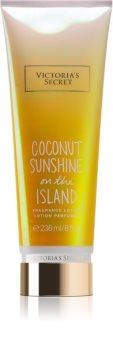 Victoria's Secret Summer Vacation Coconut Sunshine On The Island Body Lotion für Damen
