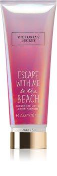 Victoria's Secret Summer Vacation Escape With Me To The Beach latte corpo da donna