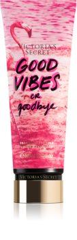 Victoria's Secret Good Vibes or Goodbye lapte de corp pentru femei