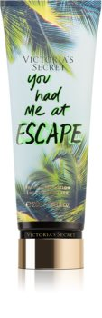 Victoria's Secret You Had Me At Escape Body Lotion for Women