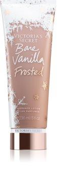 Victoria's Secret Bare Vanilla Frosted tělové mléko pro ženy