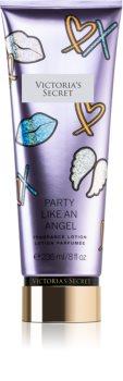 Victoria's Secret Party Like An Angel latte corpo da donna