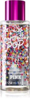 Victoria's Secret PINK Confetti Pop tělový sprej pro ženy