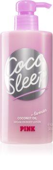 Victoria's Secret PINK Coco Sleep lapte de corp pentru femei