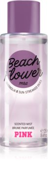 Victoria's Secret PINK Beach Flower parfümözött spray a testre hölgyeknek