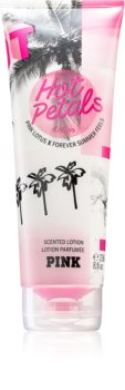 Victoria's Secret PINK Hot Petals Bodylotion für Damen