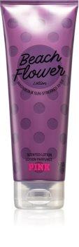 Victoria's Secret PINK Beach Flower parfumované telové mlieko pre ženy