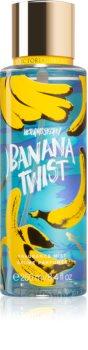Victoria's Secret Juice Bar Banana Twist perfumowany spray do ciała dla kobiet