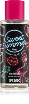 Victoria's Secret PINK Sweet Summer spray do ciała dla kobiet