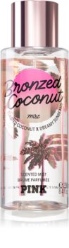 Victoria's Secret PINK Bronzed Coconut спрей за тяло  за жени