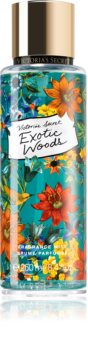 Victoria's Secret Wonder Garden Exotic Wood Scented Body Spray for Women