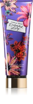 Victoria's Secret Wonder Garden Enchanted Lily тоалетно мляко за тяло за жени