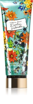 Victoria's Secret Wonder Garden Exotic Wood hydratační mléko pro ženy