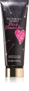 Victoria's Secret Dark Romantics Dark Romantic latte corpo da donna