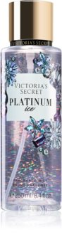 Victoria's Secret Winter Dazzle Platinum Ice спрей за тяло  за жени