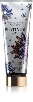 Victoria's Secret Winter Dazzle Platinum Ice latte corpo da donna