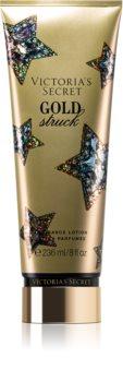 Victoria's Secret Winter Dazzle Gold Struck lait corporel pour femme