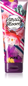 Victoria's Secret PINK Varsity Blooms lapte de corp pentru femei